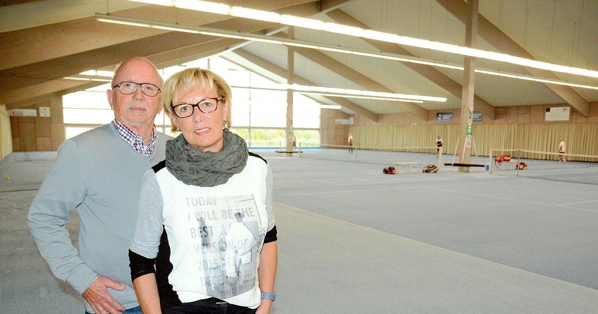 Abschied vom Lebenswerk: Ehepaar Kornfeld trennt sich vom OK-Sporttreff | Haller Kreisblatt